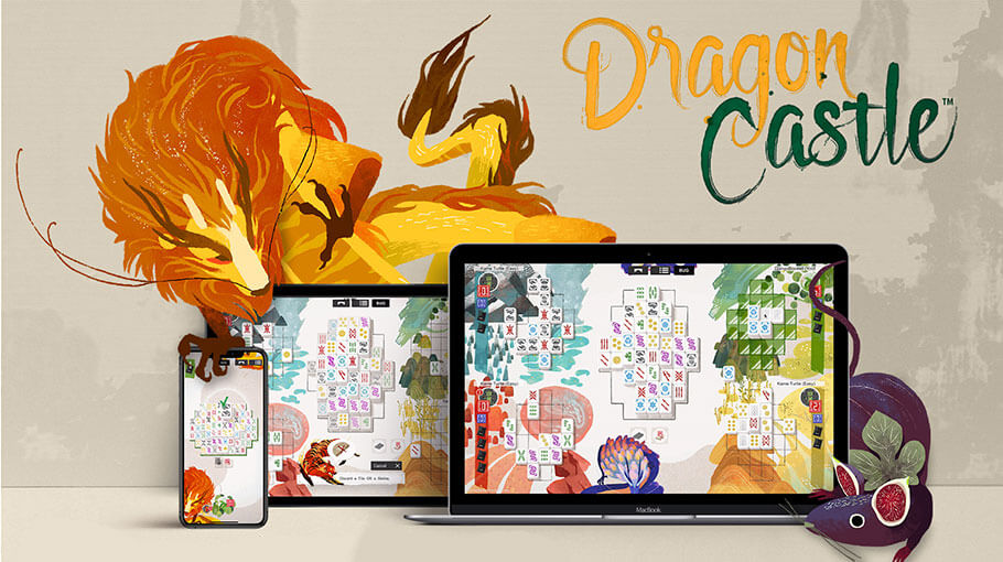 Dragon Castle: The Board Game